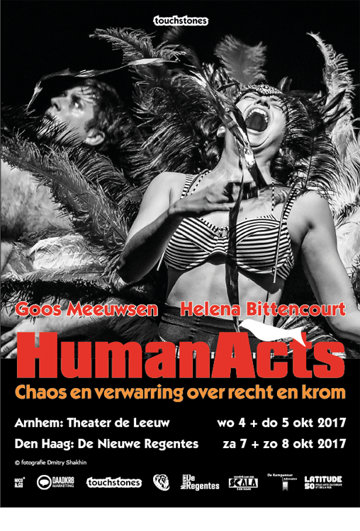 HumanActs poster 2017 photo Dmitry Shakin